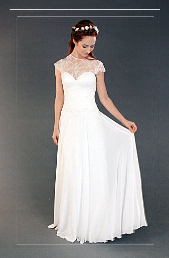 תמונה שמלות כלה וינטאג