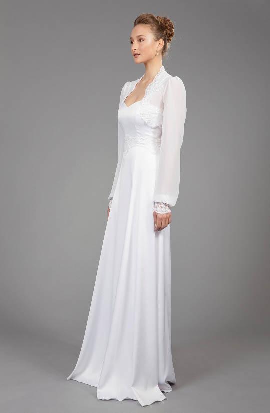 רינה בהיר מציגה שמלות כלה לדתיות מיוחדות 2019