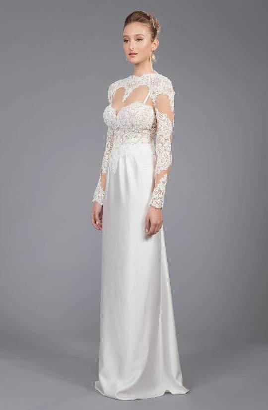 תמונה להמחשה של שמלת כלה מיוחדות משנים כברו