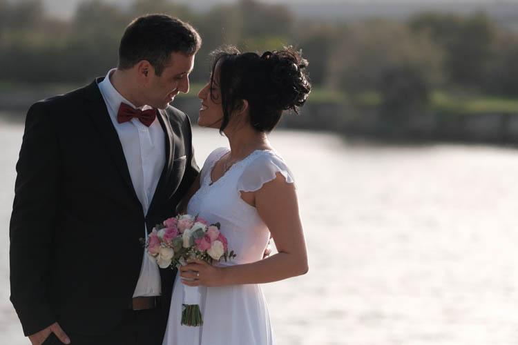 סיפור החתונה של לימור ואיציק