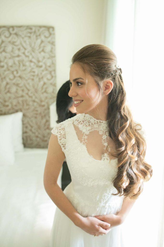 תמונה של חן המקסימה רגע לפני החתונה