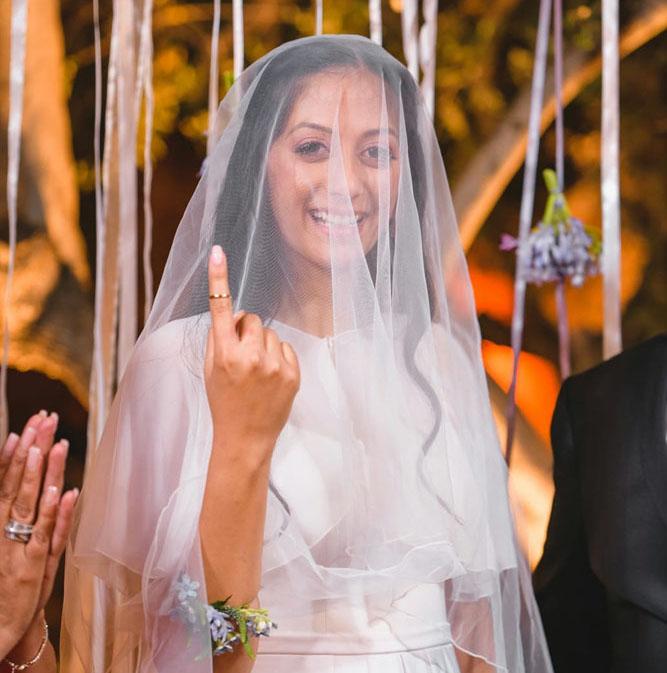 תמונה של סיפור החתונה של נורין הייאם