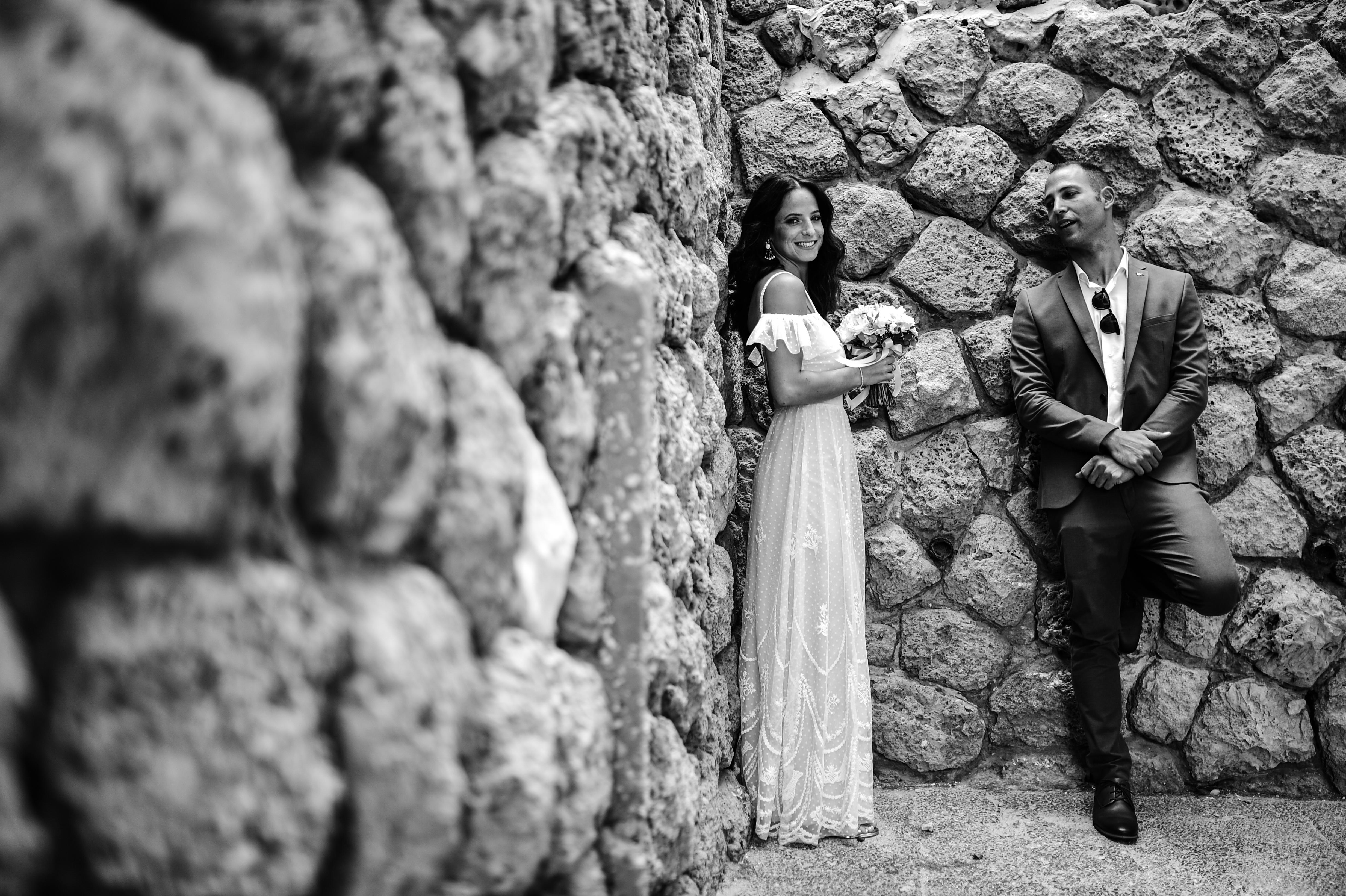 תמונה, סיפור החתונה של יודפת ובן
